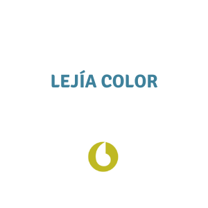 Lejía color