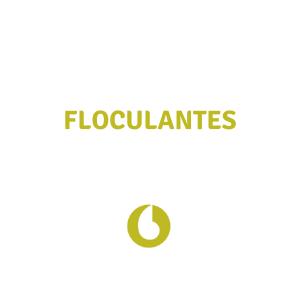 Floculantes